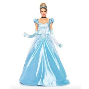 Leg Avenue Classic Cinderella Princess Costume